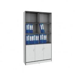 Tủ hồ sơ gỗ MFC - Nội Thất Trương Hoàng
