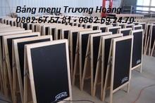 bảng menu inox-bảng menu nhà hàng-báo giá bảng menu