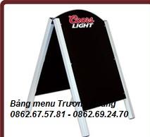 Bảng viết menu-kệ để menu-bảng menu điện tử