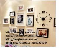 khung hình đẹp cho bé-khung hình đám cưới-khung hình đồng hồ