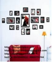 khung tranh nghe thuat-bán khung tranh gỗ-khung tranh theu chu thap tphcm