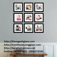 khung tranh gỗ thong-khung tranh gỗ hà nội-khung tranh gỗ giá rẻ