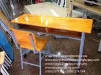 Bàn học sinh có giá sách-bàn học sinh viên giá rẻ tphcm-bàn ghế sinh viên
