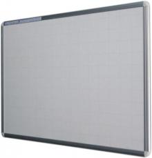 bảng viết bút lông màu trắng treo tường hcm
