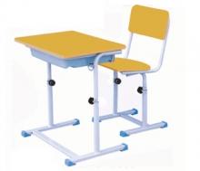 Bàn ghế học sinh 1 chỗ ngồi giá rẻ