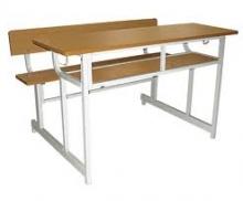 Bàn ghế học sinh 3 chỗ ngồi