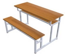 Bàn ghế học sinh 4 chỗ ngồi hcm