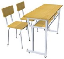 Bán Bàn ghế học sinh rời có lưng tựa