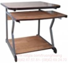Báo giá  bàn để máy vi tính giá rẻ gỗ tự nhiên giá rẻ hcm