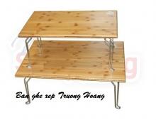 bàn ghế xếp học sinh 01