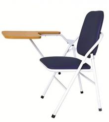 Bàn ghế gấp sinh viên,ghế cá nhân có bàn viết 01