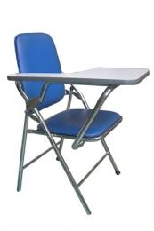 Bàn ghế gấp sinh viên,ghế cá nhân có bàn viết 02