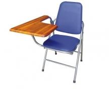 Bàn ghế gấp sinh viên,ghế cá nhân có bàn viết 04