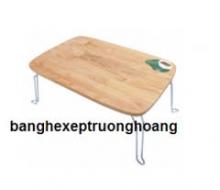 Bàn xếp đa năng gỗ chân sắt 09