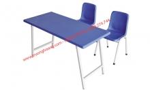 Báo giá bàn ghế mầm non composite giá rẻ