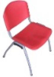 ghế mầm non composite chân sắt