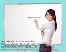Cung cấp bảng trắng treo tường giá rẻ nhất tại hcm