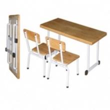 bàn ghế mẫu giáo thanh lý 04
