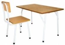 bàn ghế cho học sinh mẫu giáo 02