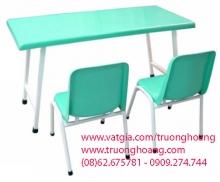 bàn ghế cho trẻ em mẫu giáo