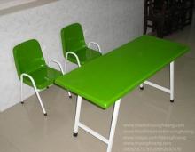 bàn ghế mẫu giáo queensland 1