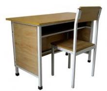 Mẫu bàn ghế giáo viên 04