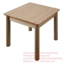 bàn ghế mẫu giáo bằng gỗ 05
