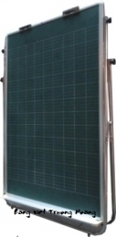 Bán bảng Flipchart Silicon chân gấp chữ U khung chân inox FB-66 (KT: 80X120cm) giá rẻ tại tphcm