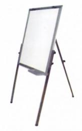 Bán Bảng Flipchart Silicon 3 chân rút khung inox FB-33(KT: 800X1200mm) giá rẻ tại tphcm