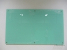 Bảng kính treo tường kích thước 1200x1100mm