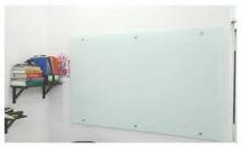 Bảng kính viết bút giá rẻ 1200x1000mm