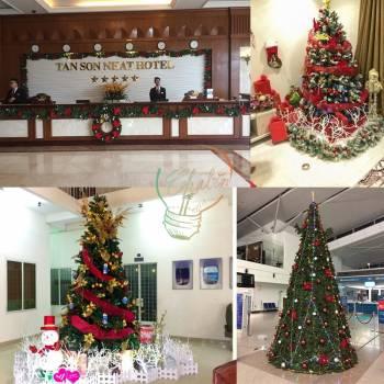 Dịch vụ trang trí Noel trọn gói