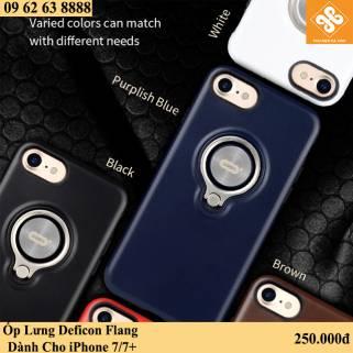 Ốp Lưng Deficon Flang  Dành Cho iPhone 7/7+