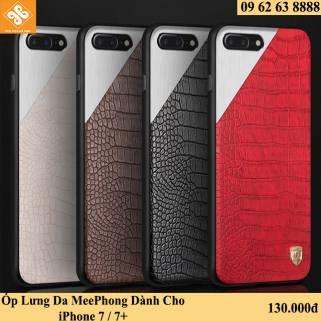Ốp Lưng Da Meephong Dành Cho iPhone 7 / 7+