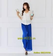 Quần nữ Hàn Quốc Miic 240102