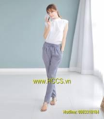 Quần nữ Hàn Quốc Miic 240109