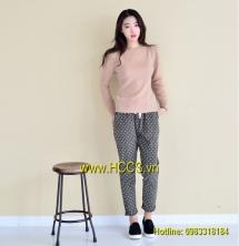 Quần nữ Hàn Quốc Miic 240119