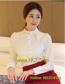 Áo sơ mi nữ Hàn Quốc Dressroom 260102