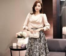Áo sơ mi nữ Hàn Quốc esther 2819