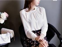Áo sơ mi nữ Hàn Quốc esther 2865