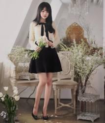 Váy liền thân Hàn Quốc Cocoa 200319