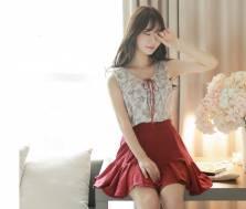 Áo sơ mi nữ Hàn Quốc Fiona m2019