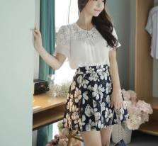Áo sơ mi nữ Hàn Quốc Fiona m2025