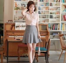Áo sơ mi nữ Hàn Quốc Fiona m1755