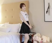 Áo sơ mi nữ Hàn Quốc Fiona m2062