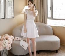 Áo sơ mi nữ Hàn Quốc Fiona m2083