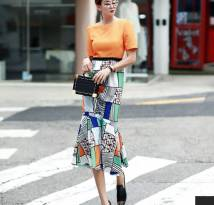 váy liền thân Hàn Quốc Dint D3102