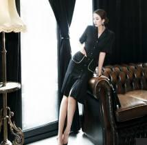 váy liền thân Hàn Quốc Dint D3110