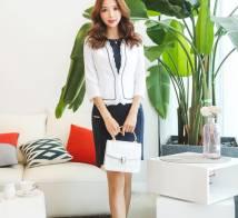 Áo Vest nữ Hàn Quốc Dress 37529