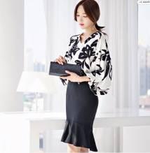 Áo sơ mi nữ Hàn Quốc esther 110806